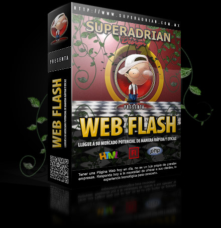 Web Flash